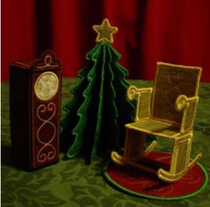 3D Christmas 2