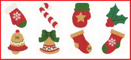 A Cross Stitch Christmas
