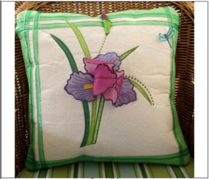 Cushion Cover Embroidery