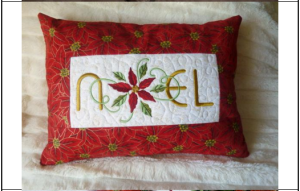 Pillow Cover Embroidery