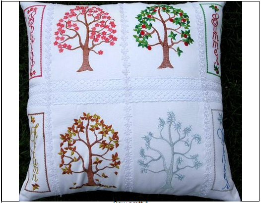 Cushion Cover Embroidery Designs & 10 Machine Embroidery Designs to Enhance Your Cushion and Pillow ... pillowsntoast.com