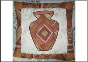 Cushion Cover Embroidery Designs