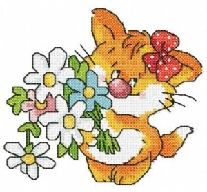 Cross Stitch Machine Embroidery Designs