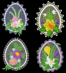 Easter Lace Inserts 1