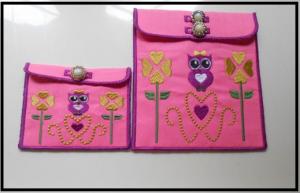 ITH Cute Owl Bags