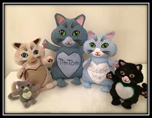 NNC Tim Tom The Cat And Family