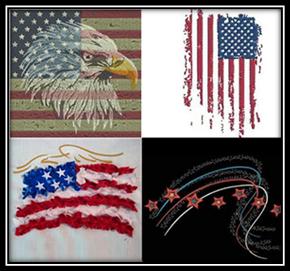 Patriotic Wearables