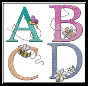 Bugs-Life-Alphabet