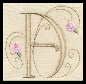 5 Monogram Embroidery Designs To Spice Up Your Home Decor Machine