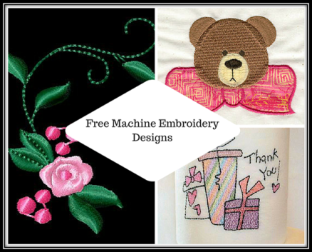 Free-Machine-Embroidery-Designs