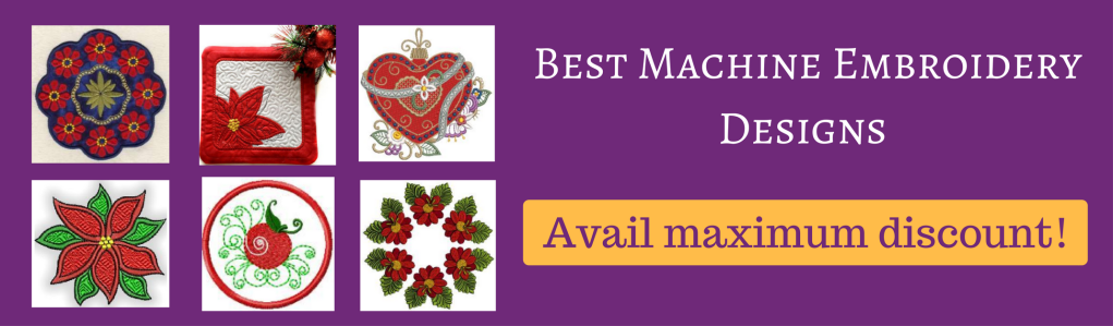 Best Machine Embroidery Designs