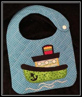 NNC-ITH-Tug-Boat-Bib-Embroidery-Designs