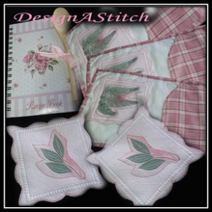 Leafpetal Embroidery Designs